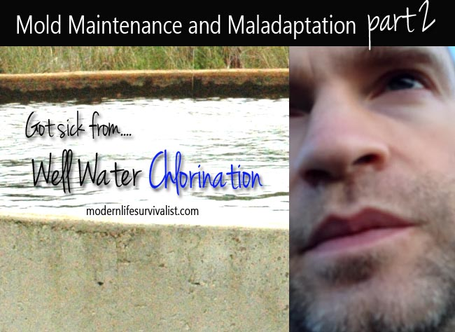 Getting Sick from Well Water Chlorination (My story with MCS, Mold, and EMF Sensitivity)